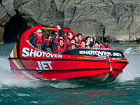 Shotover River jet boat (Photo by Andras Ikladi)